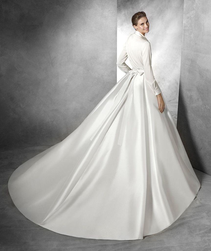 Pronoviasvestidosdenoiva here comes the bride in