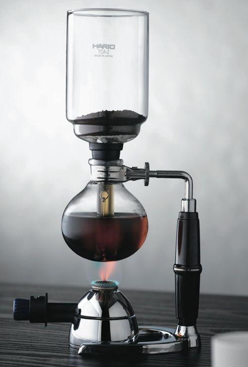 weisheng: Hario Coffee Siphon | 一杯のコーヒー, サイフォン コーヒー, コーヒー器具