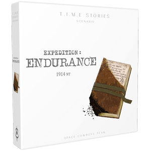 T.I.M.E. Stories - Expedition Endurance from Asmodee!