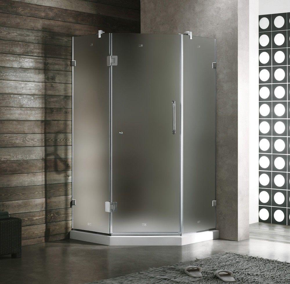 Swanstone Shower Base Neo Angle