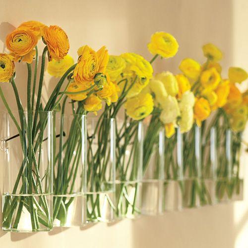 Blumen in der Butze