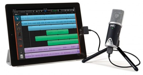 Apogee mic for iPad and iPhone! I want to have one, but too expensive!