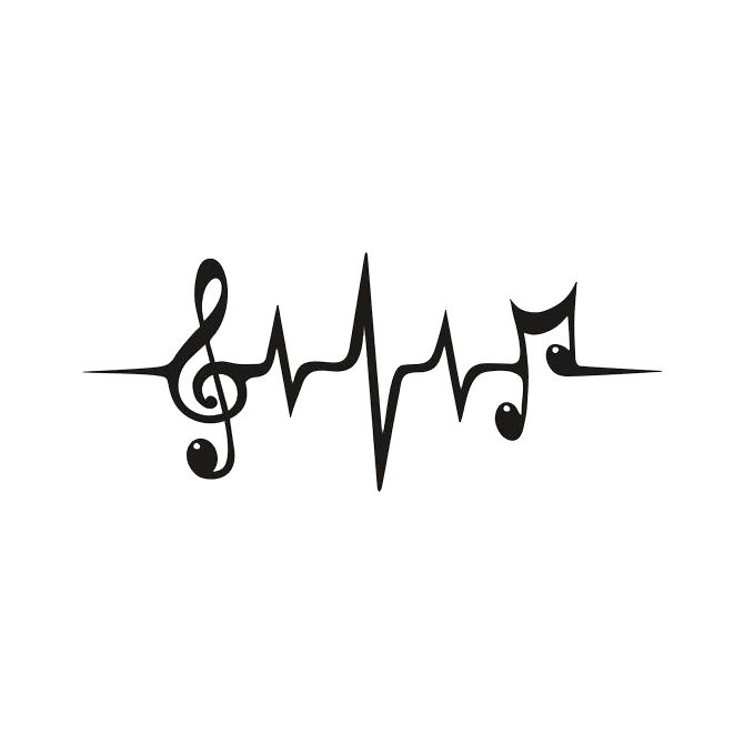 Music Is Love Temporary Tattoo Design Pinterest Martina Stoessel