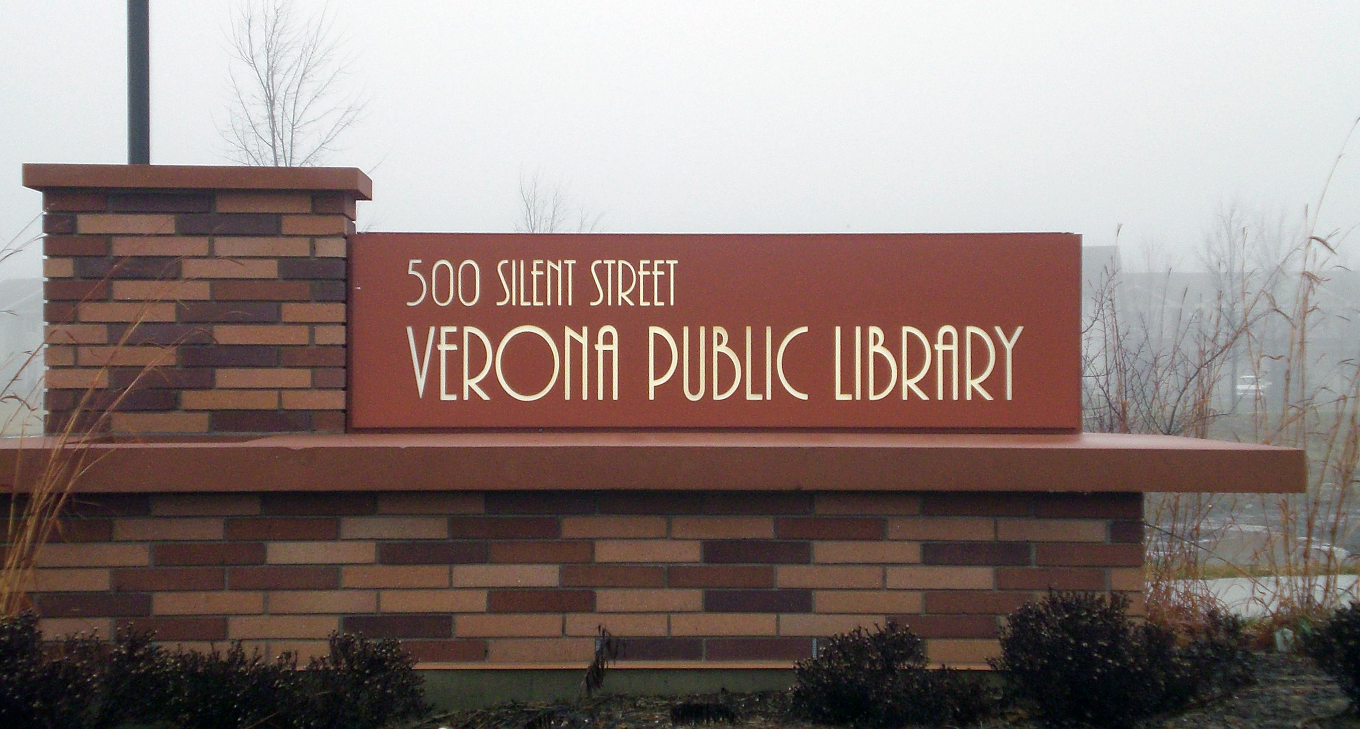 Office Entrance Signage