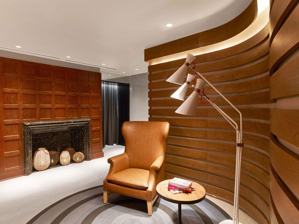 Virgin Terrain: Rockwell Group Europe Innovates At Virgin Hotels Chicago ·  Lobby LoungeInterior Design MagazineHotel ...