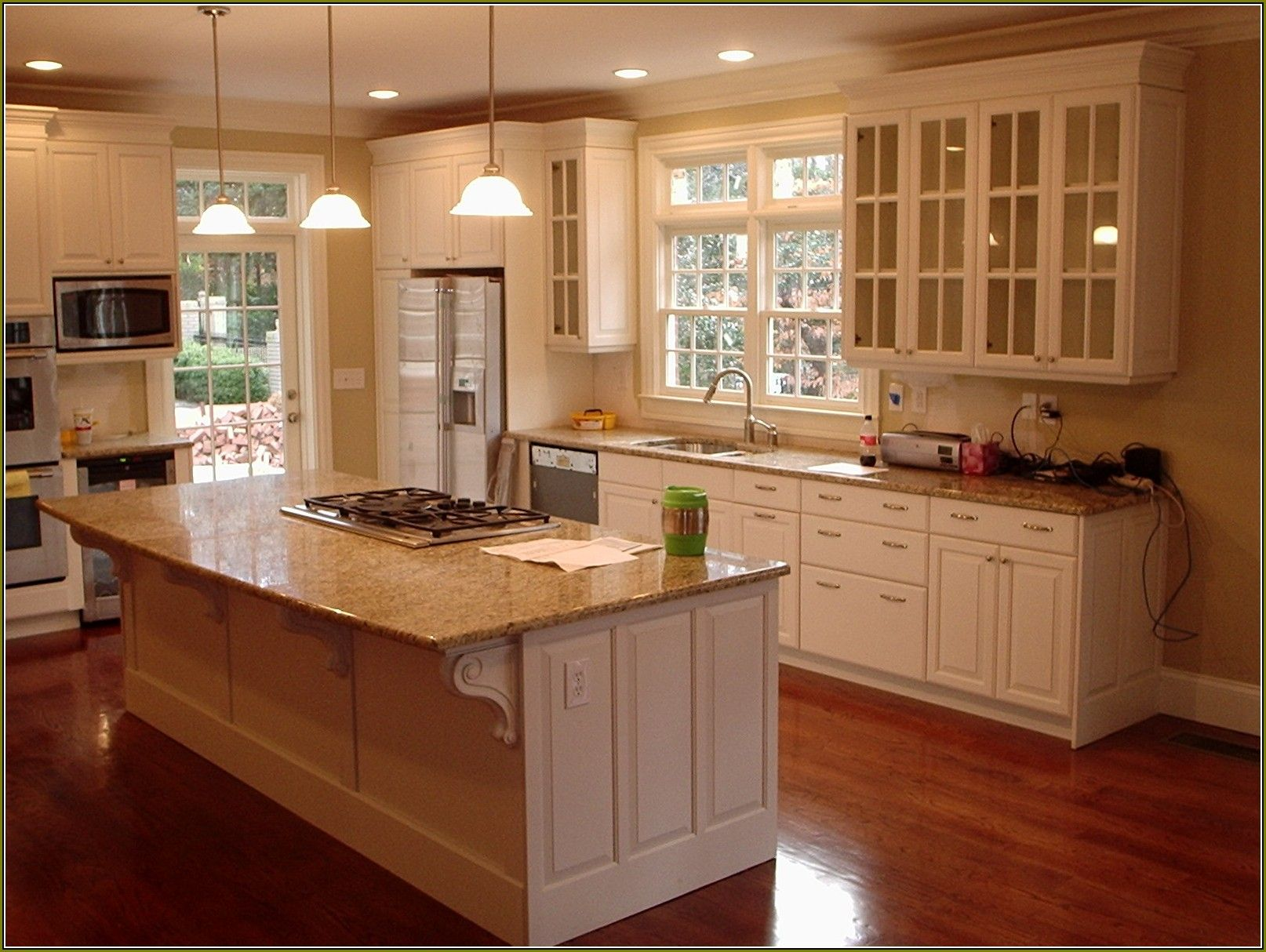 Pretty Design Of Kraftmaid Cabinets Reviews For Nice Kitchen
