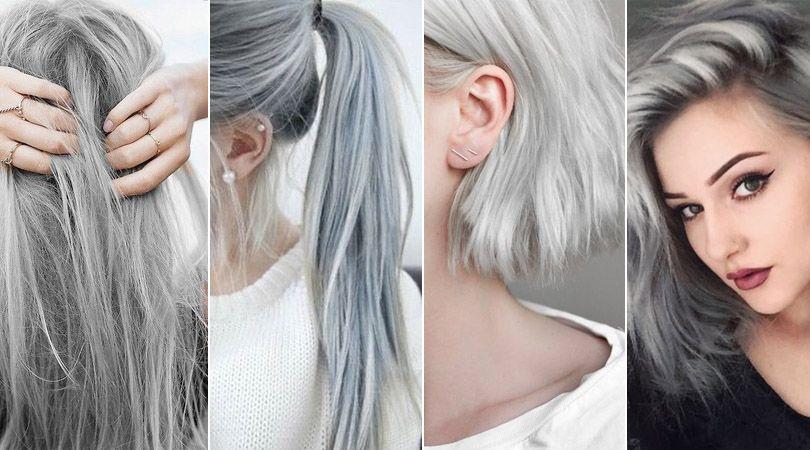Exceptionnel Les 25 meilleures idées de la catégorie Cheveux gris zayn sur  AJ64