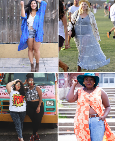 b0c212fa54f 10 Tips Every Plus-Size Girl Must Follow For Flawless Festival Style ...