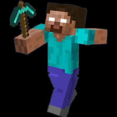 Minecraft Hero Transparent Png Stickpng Minecraft Logo Minecraft Hero