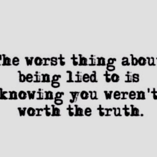 Even Of The Truth Hurts Its Better Than A Lie Ablissgale Quotes