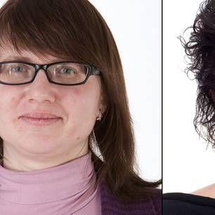 Frisuren Ab 40 Vorher Nachher Frisuren Pinterest