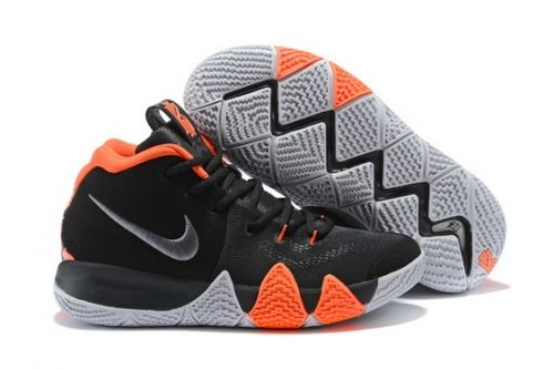 0846bd2d7dfc5 Newest Nike Kyrie 4 41 for the Ages Anthracite Black-Crimson - Mysecretshoes