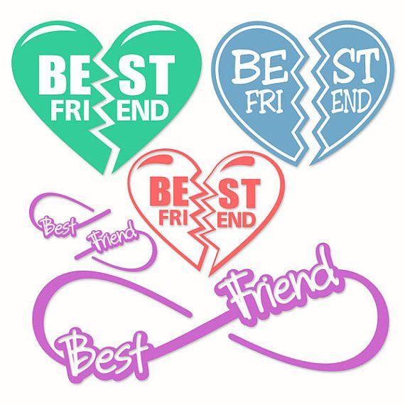 25++ Best friends clipart svg ideas