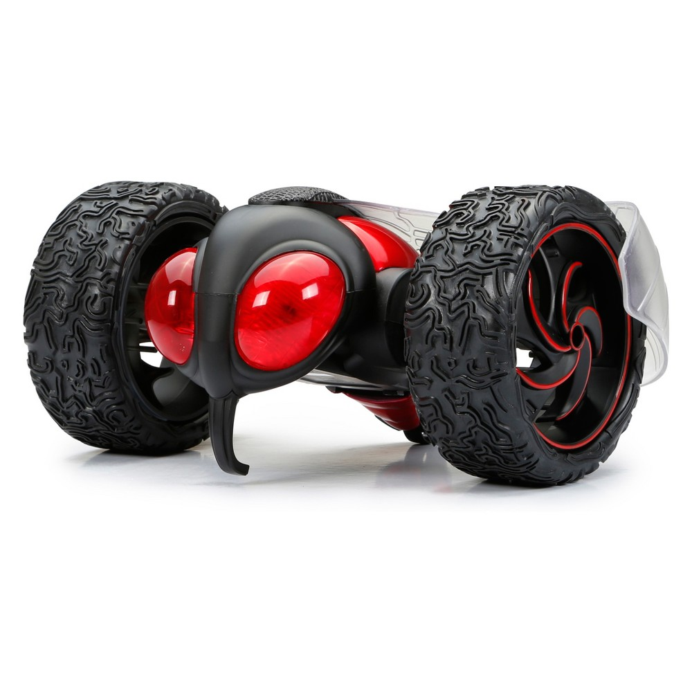 """New Bright FF TumbleBee RC Vehicle Red 10"""" Rc cars"""