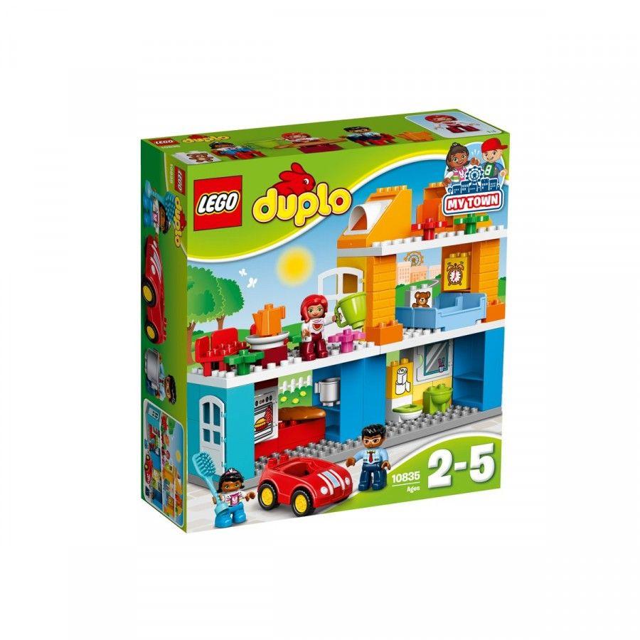 Lego Duplo семейный дом 10835 у 2019 р Wishlist Lego Duplo