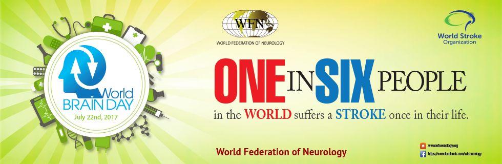 22 de Julio, Día Mundial del Cerebro: una de cada seis personas en el mundo tiene un ictus una vez en la vida