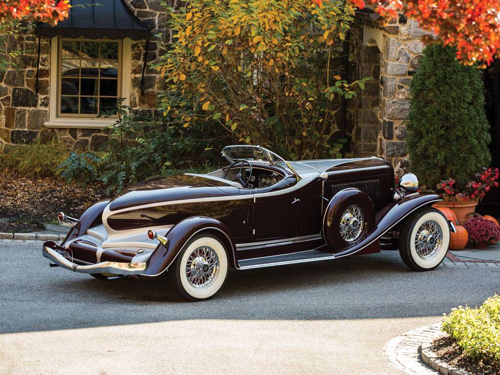 1934 Auburn Twelve Salon Speedster | 1931 to 1940 CARZ | Pinterest ...