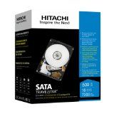 HGST Travelstar 2.5-Inch 500GB 7200R PM SATA II 16 MB Cache Internal Hard Drive (0S00157) (Personal Computers)By HGST