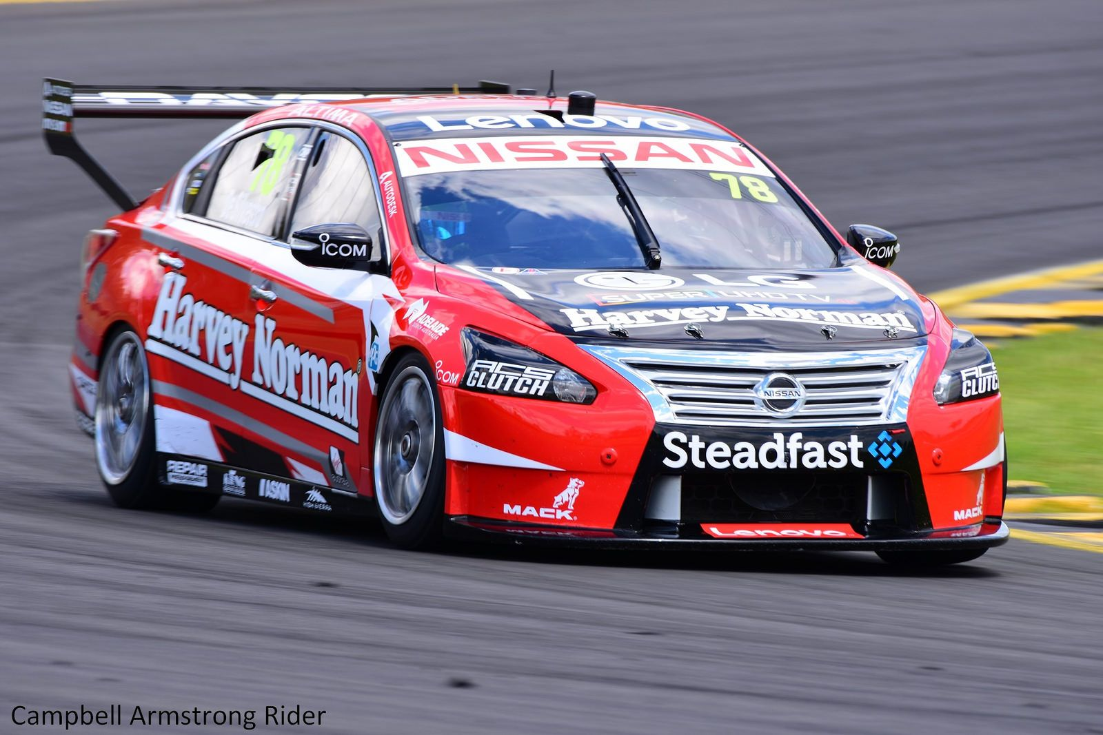 Simona De Silvestro Super Cars V8 Supercars Australia Nissan Altima