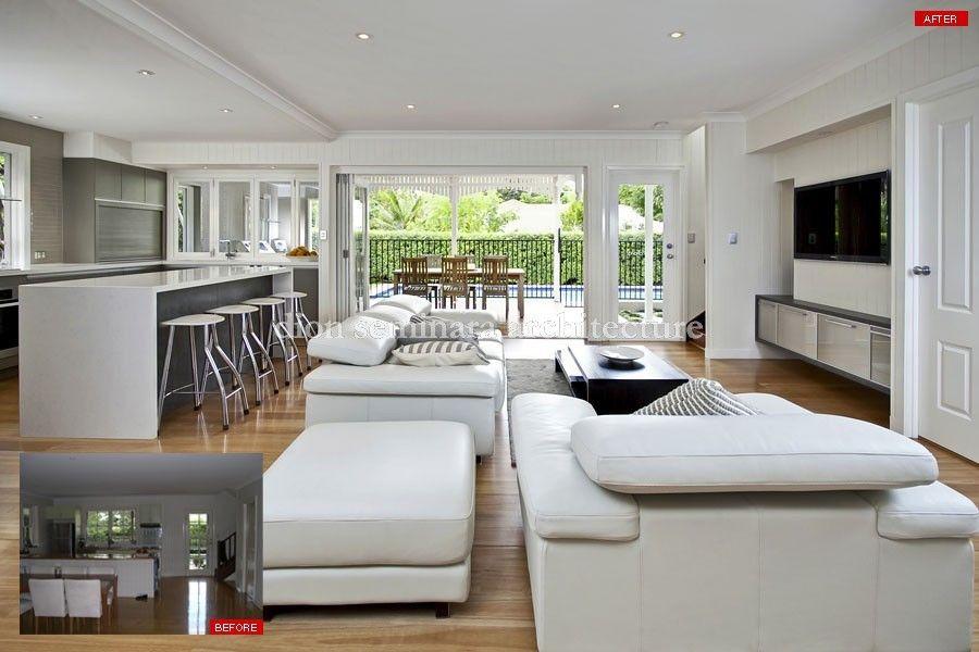 Architects Hawthorne, Brisbane 4171 - Queenslander Renovation with ...