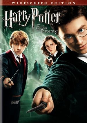 Harry Potter. la ordem del fenix