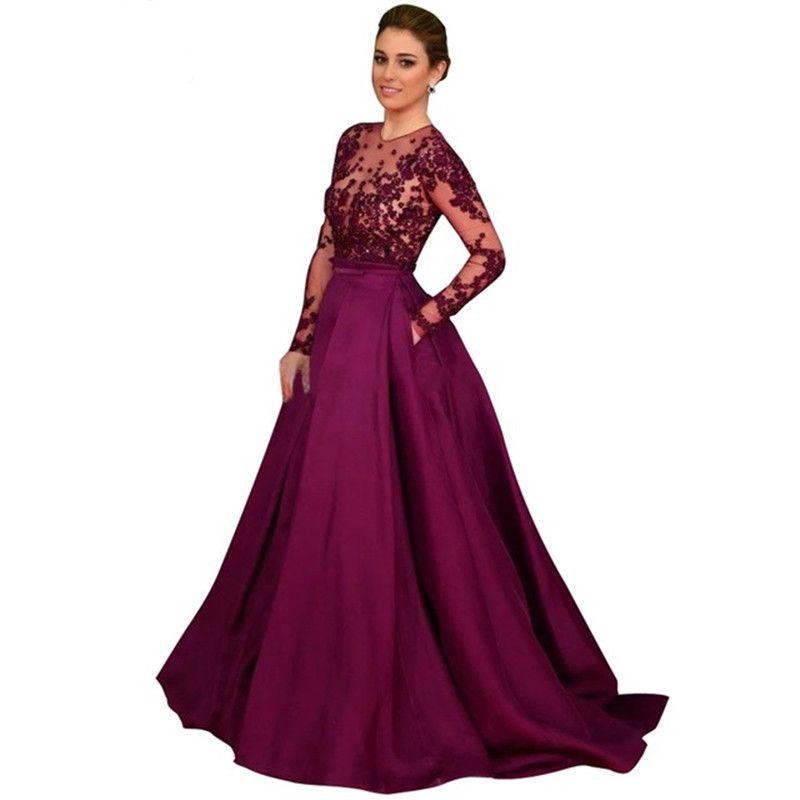 Find More Evening Dresses Information about Vestidos Elegantes ...