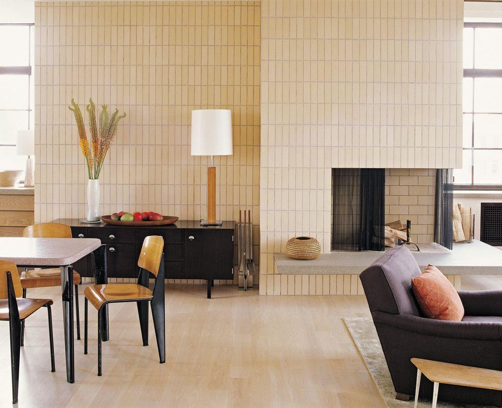 American modern living room - American Modern Thomas O Brien Modern Living Room New York Abrams