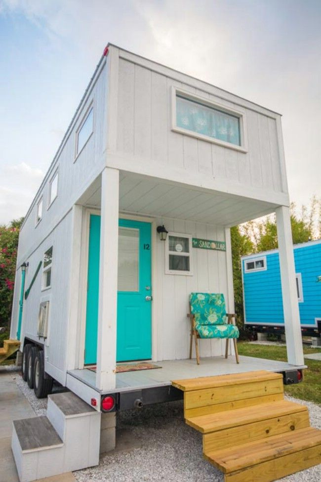 Rent This Coastal 300 Square Foot Tiny House In Sarasota Florida