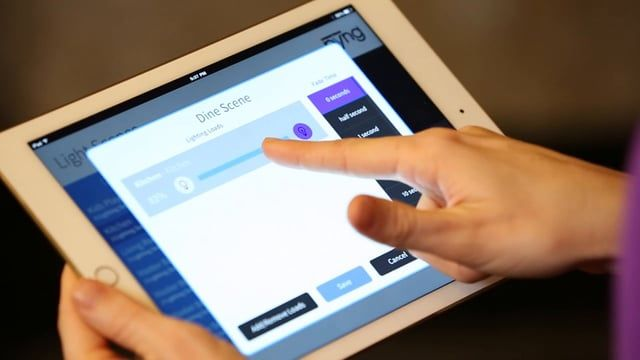 Stay In Control With Crestron Pyng Home Automation Installation Homeowner