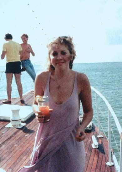 Stevie Nicks - rare photo. Do believe this was her trip to Hawaii in 1981/82 with Robin her best friend who was dying of leukemia.