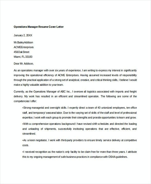 Operations Manager Resume Cover Letter , Bank Branch Manager Resume , This  Bank Branch Manager Resume