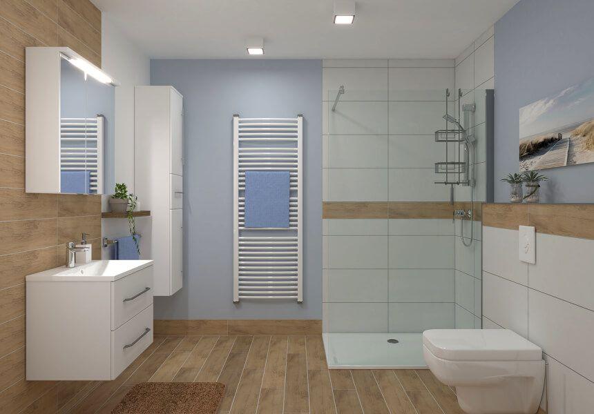 Badplaner – jetzt Badezimmer planen mit OBI