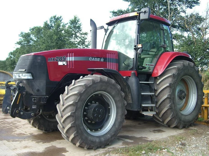 Case Ih Mx210 Mx230 Mx255 Mx285 Magnum Tractor Full Complete Service Repair Manual Pdf Tractors Repair Manuals Case Ih