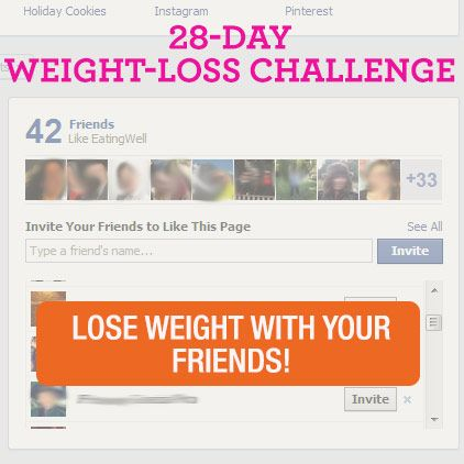 28 Day Weight Loss Challenge Diet Health Pinterest Weight