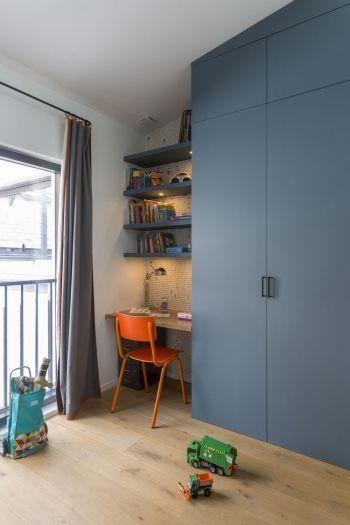 Montreuil am nag et d cor par la d coratrice d int rieur vanessa faivre bedroom en 2019 - Amenagement interieur placard chambre ...