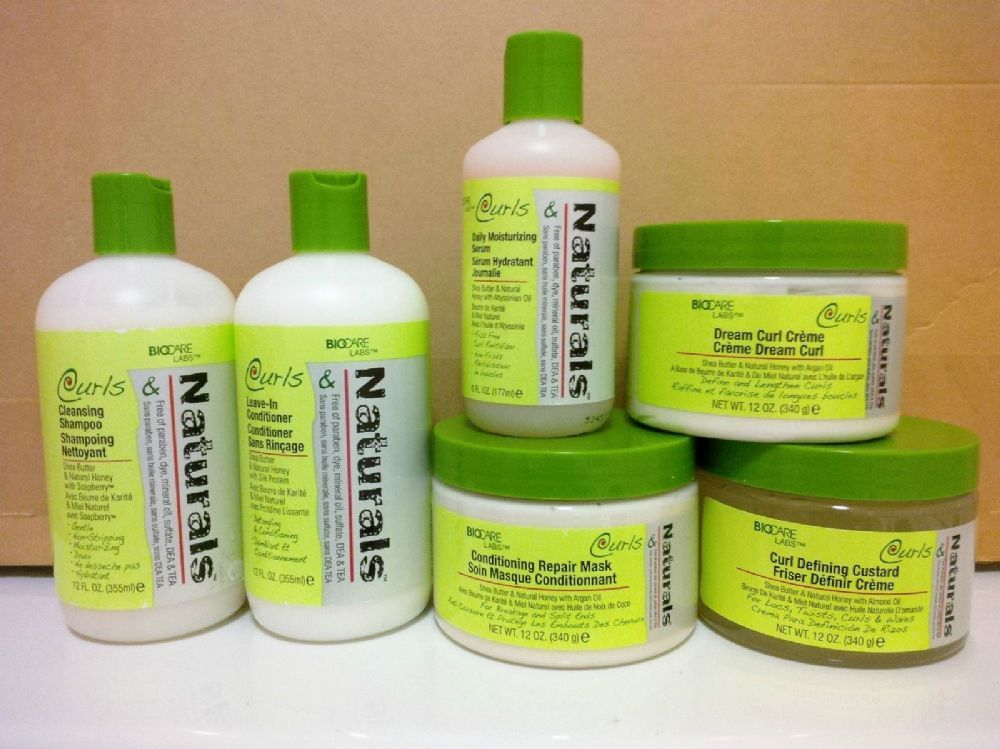 Bio Care Labs Curls Naturals Hair Products Natural Hair Styles
