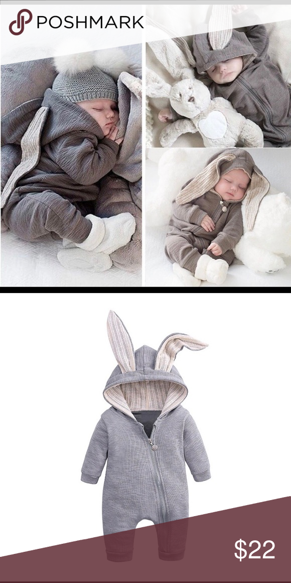 Precious baby bunny… Great anytime of year!