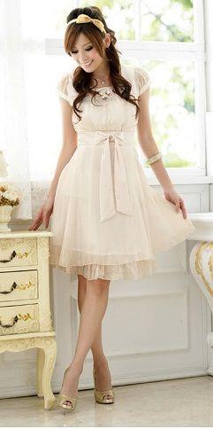 Vestidos bonitos sueltos