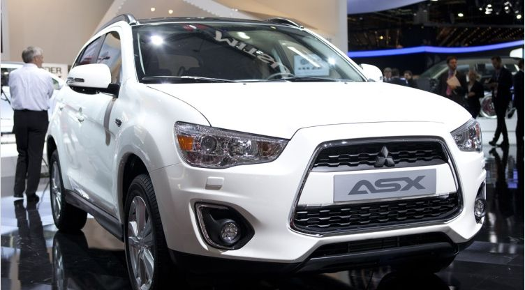 2017 Mitsubishi ASX Rumors New Cars Review & Rumors