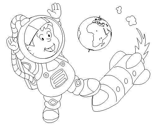 Dibujos para colorear de oficios | niños de mi mundo infantil ...