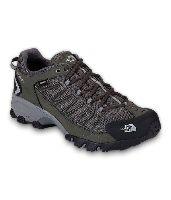 check out 55bd7 7a19e The North Face Mens Shoes MENS ULTRA 109 GTX in Graphite Grey  New Taupe  Green UNKNOWN SIZE