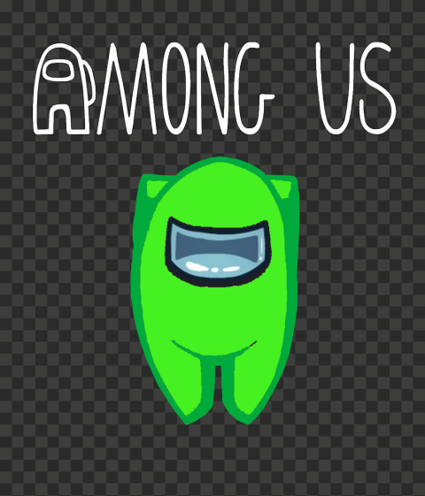 Lime Light Green Among Us Character Png Citypng In 2021 Light Green Png Green