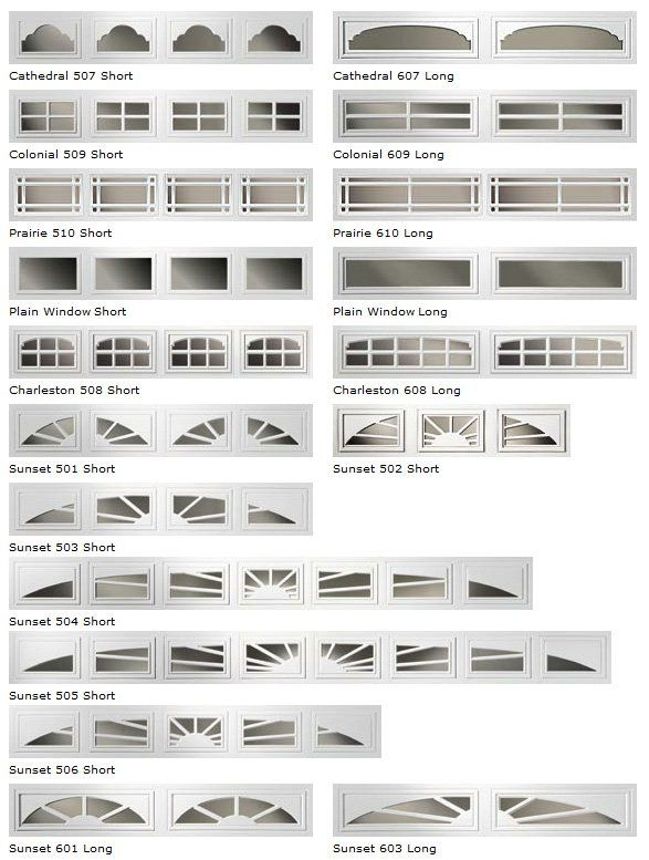 Pin Oleh Dinding 3d Di Garage Garage Door Window Inserts