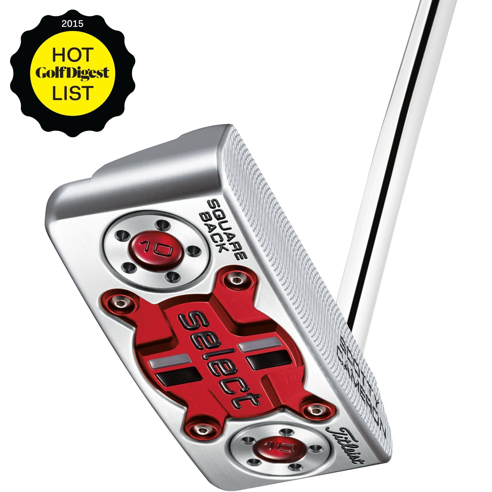 Scotty Cameron Select Squareback Putter Golf Galaxy
