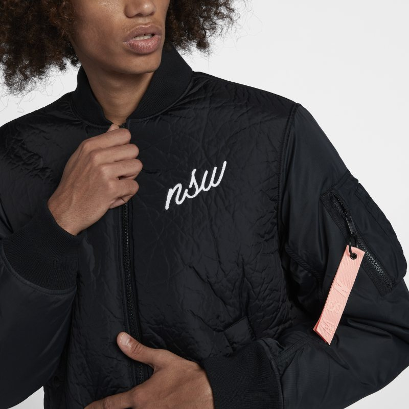 NSW Synthetic Fill Bomber Jacket