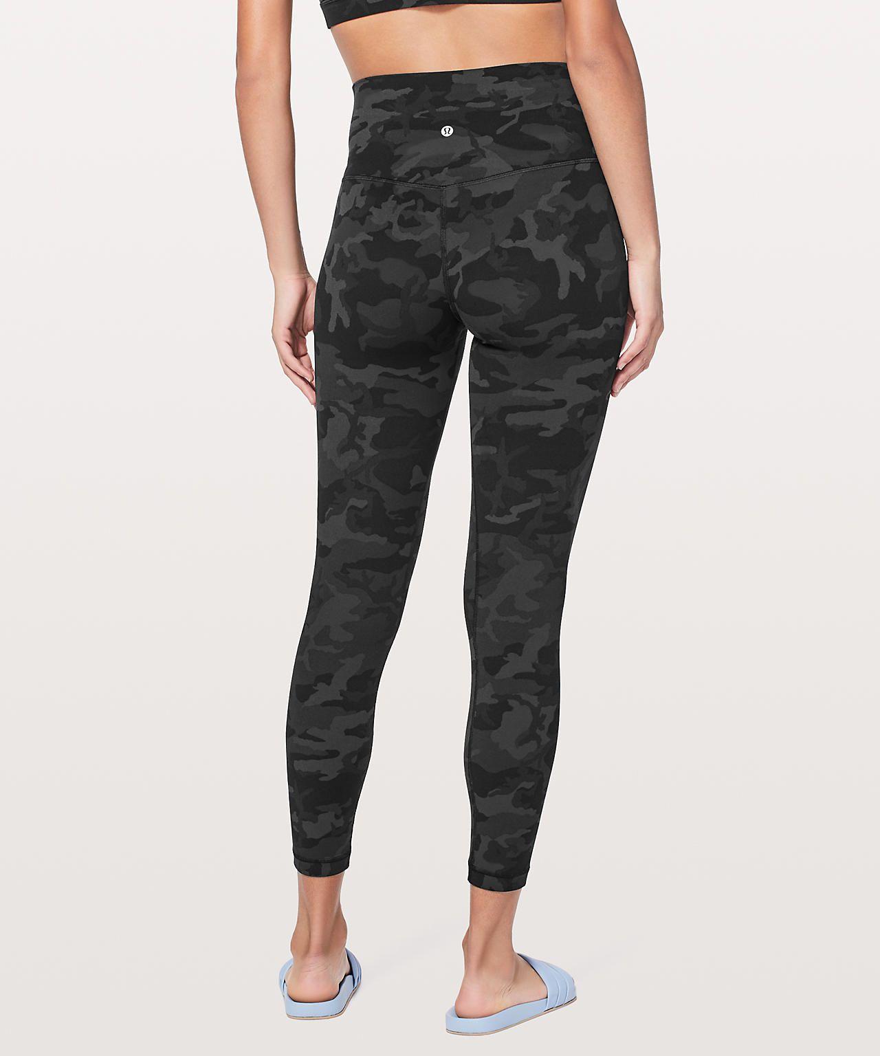 038a97dafe Lululemon Align Pant II 25 | Wish List | Camo workout clothes, Pants ...