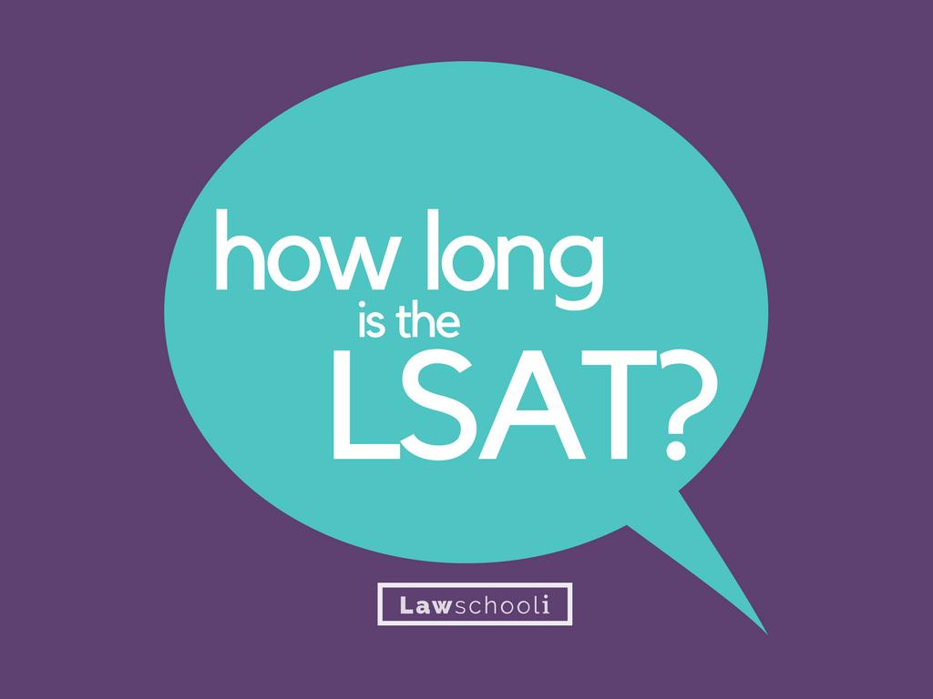 How Long Is The LSAT? LawSchooli Lsat, Long, Calm artwork