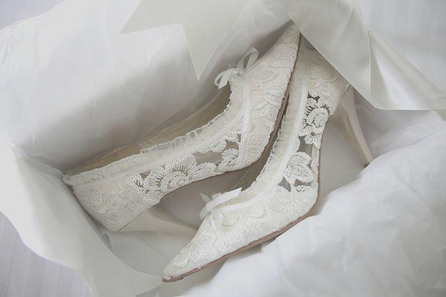 Zapatos de novia 2015