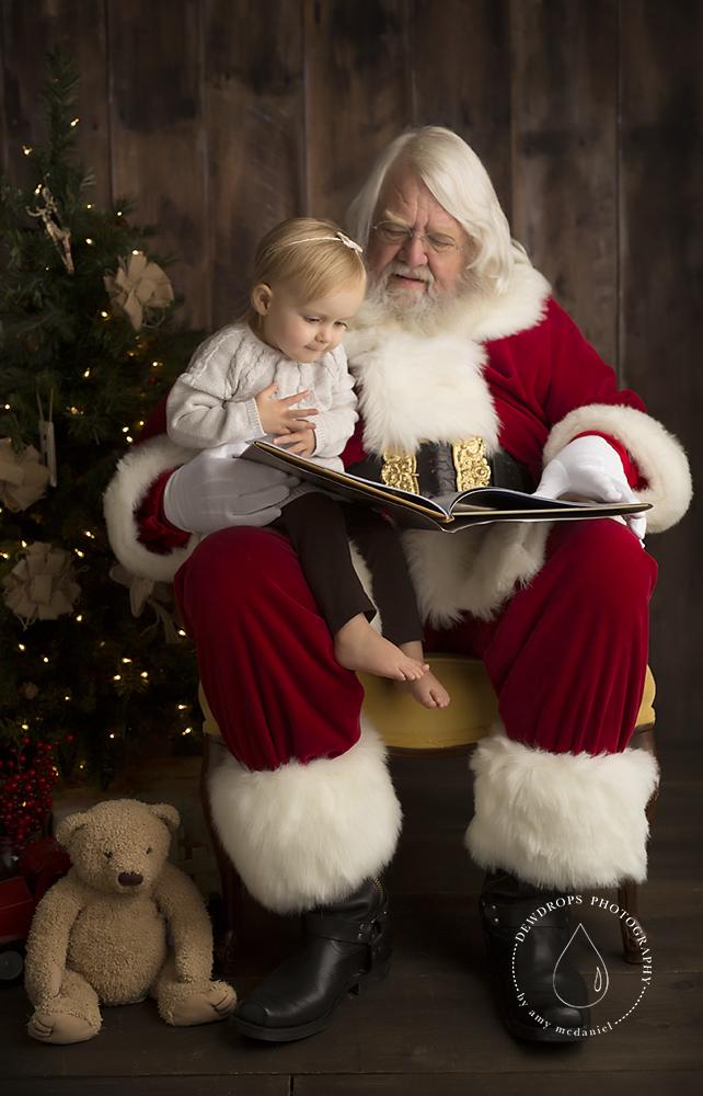 Santa and me mini session favorites|Auburn, Al newborn ...