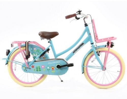 20 Hollandfahrrad Maedchen Kinder Fahrrad Holland Rad Nostalgie